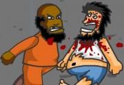 قتال هوبو المتشرد في السجن