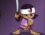 مقاتل النينجا الصغير